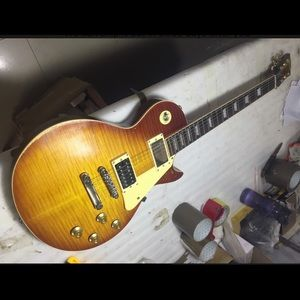 Gibson Aged Electric Guitar